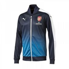 Jacket Puma Arsenal FC Stadium Black Iris