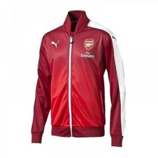Jacket Puma Arsenal FC Stadium Rio Red