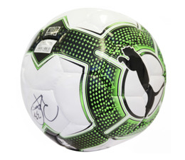 Petr Cech Signed Puma evoPower 5.3 Futsal Ball