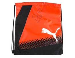 Petr Cech Signed Puma evoPower Drawstring Bag
