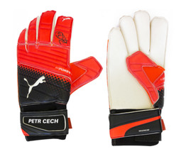 Petr Cech Signed Puma evoPOWER Grip 2.3 GC Goalkeeper Gloves